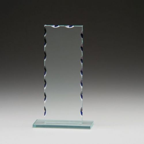 Jade Velocity Crystal Award 180mm